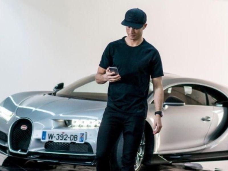 Mobil Mewah Cristiano Ronaldo